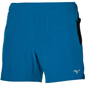 Mizuno Alpha 5.5 Shorts Men, mykonos blue